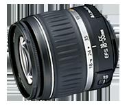 Canon EF-S 18-55mm f/3.5-5.6 II USM