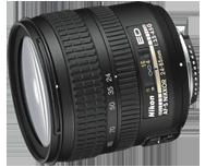Nikon AF-S Zoom-Nikkor 24-85mm f/3.5-4.5G IF-ED