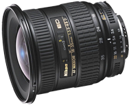 Nikon AF Zoom-Nikkor 18-35mm f/3.5-4.5D IF-ED