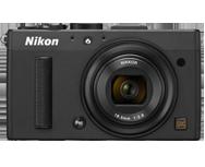 Nikon Coolpix A Lens