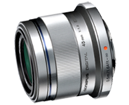 Olympus M. Zuiko Digital ED 45mm f1.8