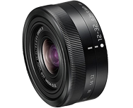 Panasonic LUMIX G VARIO 12-32mm F3.5-5.6 ASPH. MEGA O.I.S.