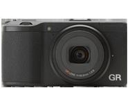 Ricoh GR Lens