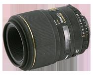 Sigma 105mm F2.8 EX DG Macro Nikon