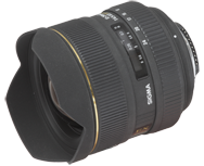 Sigma 12-24mm F4.5-5.6 EX DG ASP HSM Nikon