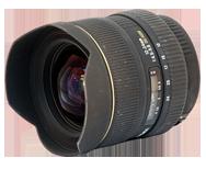 Sigma 12-24mm f4.5-5.6 EX DG Canon