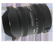 Sigma 12-24mm F4.5-5.6 EX DG HSM II Canon