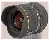 Sigma 12-24mm f4.5-5.6 EX DG Nikon