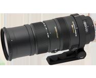 Sigma 150-500mm F5-6.3 APO DG OS HSM Pentax