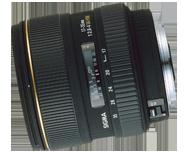 Sigma 17-35mm F2.8-4 EX DG Aspherical HSM Canon