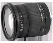 Sigma 17-70mm F2.8-4.5 DC Macro Canon