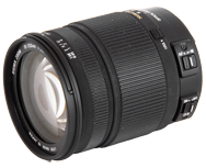 Sigma 18-250mm F3.5-6.3 DC OS HSM Canon
