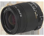 Sigma 18-50mm F2.8-4.5 DC OS HSM Nikon