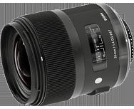 Sigma 35mm F1.4 DG HSM A Nikon
