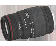Sigma 70-300mm F4-5.6 APO DG Macro Canon