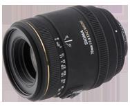 Sigma 70mm F2.8 EX DG Macro Nikon
