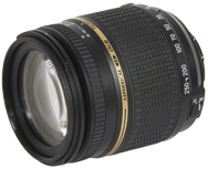 Tamron AF 18-250mm F/3.5-6.3 Di II LD Aspherical (IF) Macro Nikon
