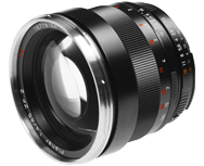 Carl Zeiss Planar T 85mm f/1.4 ZF2 Nikon