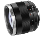 Carl Zeiss Planar T 85mm f/1.4 ZE Canon