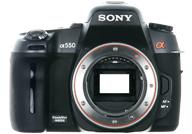 Sony Alpha 550