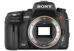 Sony Alpha 560