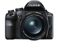 Fujifilm FinePix X S1