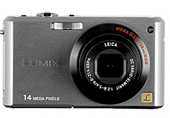 Panasonic Lumix DMC FX150
