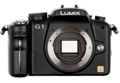 Panasonic Lumix DMC G1