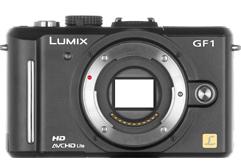 Panasonic Lumix DMC GF1