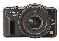 Panasonic Lumix DMC GF3
