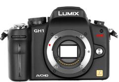 Panasonic Lumix DMC GH1