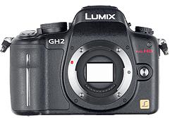 Panasonic Lumix DMC GH2