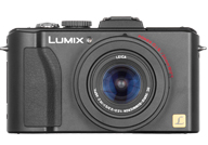 Panasonic Lumix DMC LX5
