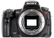 Sony SLT Alpha 33