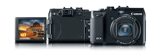 Canon G1 X