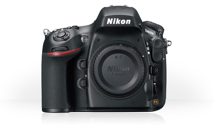 Nikon D800E