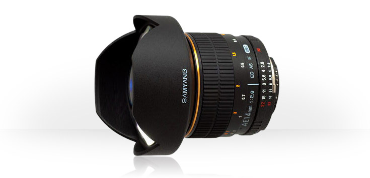 Samyang 14mm f/2.8 IF ED UMC Aspherical