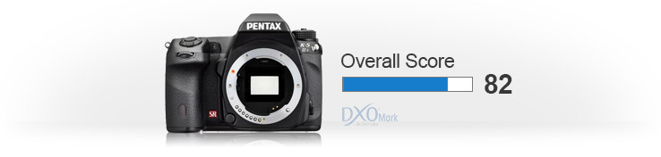 Pentax K5IIs DxOMark Score