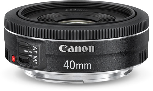 Canon EF 40mm f/2.8 STM