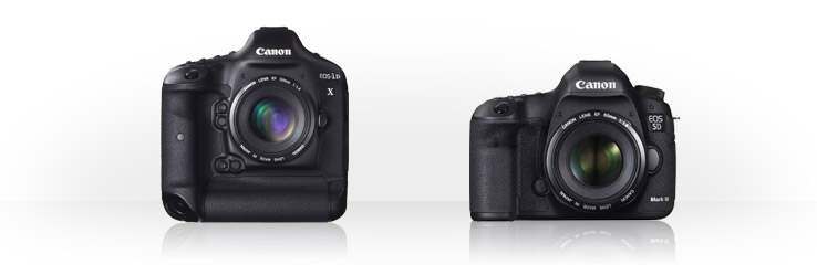 Canon EOS-1D X vs Canon EOS 5D Mark III