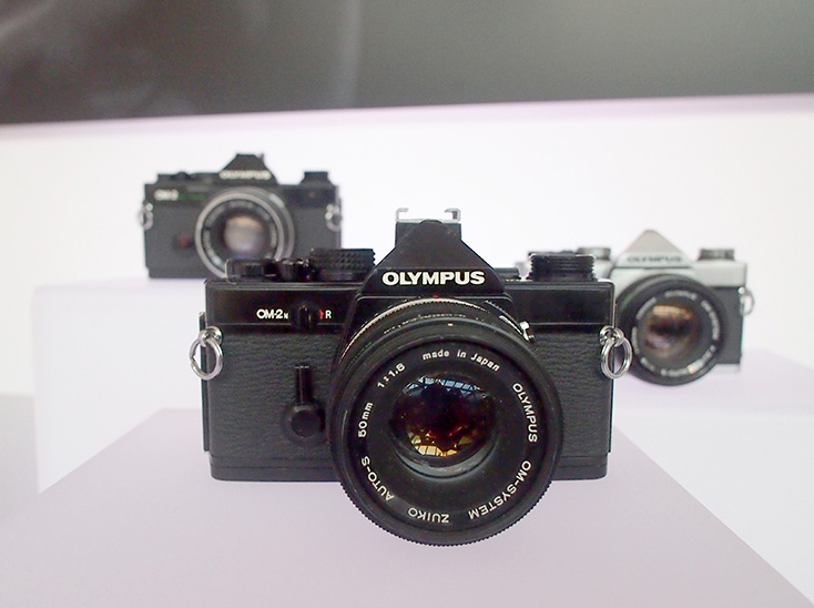 DxOMark Olympus OM-D
