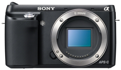 Sony NEX-F3 Sensor