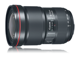Canon EF 16-35mm f/2.8L III lens review