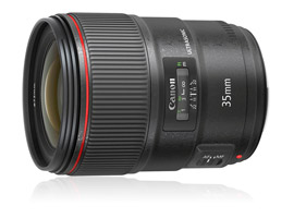 Canon EF 35mm f/1.4L II USM review: New benchmark for open-aperture performance