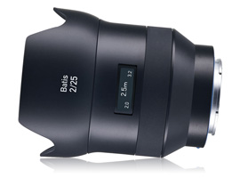 Carl Zeiss Batis 25mm f/2 Sony FE: Optically outstanding