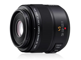 A micro 4/3 macro lens to the test: the Panasonic Leica DG Macro-Elmarit 45mm F2.8 ASPH OIS