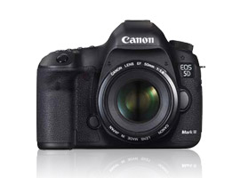 Canon EOS 5D Mark III: improving performance