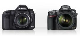Canon's EOS 5D Mark III Stumbles Against Rival