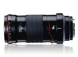 Canon's largest macro lens, the EF 180mm f/3.5L  Macro USM