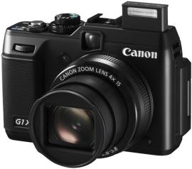 [CES 2012] Canon Powershot G1 X announced